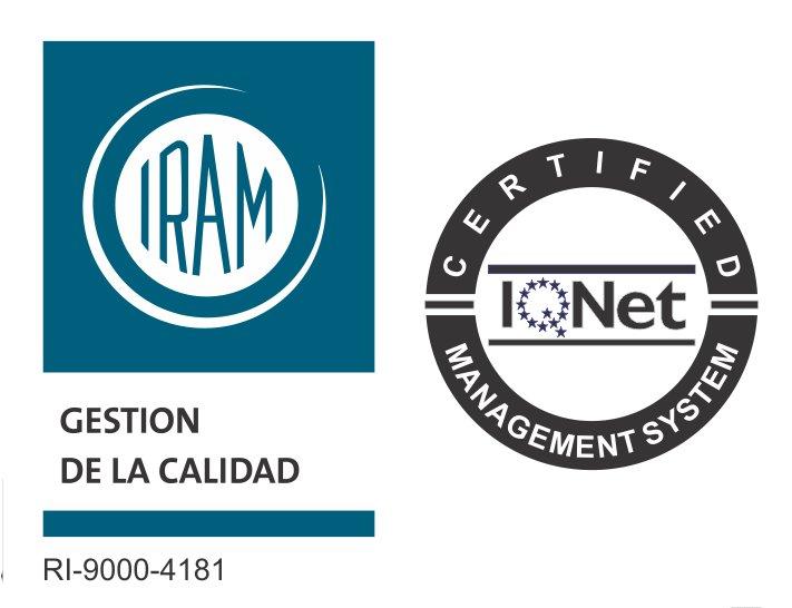 Logotipos Iram